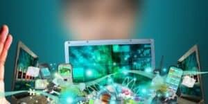 Agile Organization Through Digital Transformation